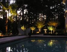 Poolscape Landscape Lighting
